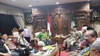 Temui Haedar Nasir, Bos PKS Rayu Muhammadiyah Agar Ikut Oposisi