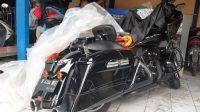 Ini Identitas Pemilik Harley Davidson, Penabrak Nenek Siti Hingga Tewas di Bogor