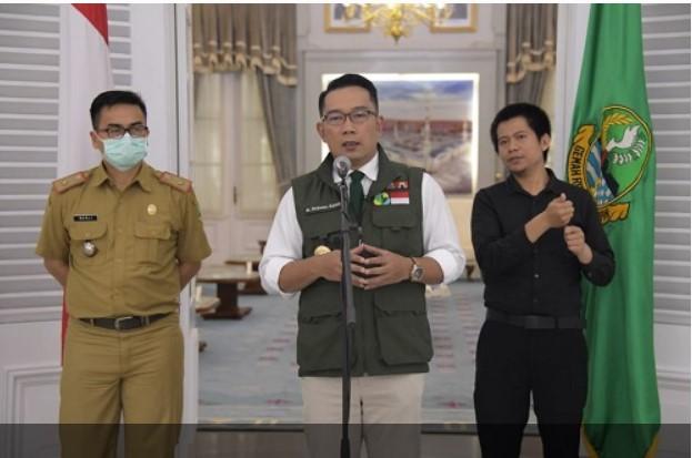 """Khawatir 'Bawa Virus', Gubernur Jabar """"Larang"""" Warganya di Jakarta Tidak Mudik"""