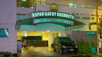 RSPAD Resmi Terapkan Terapi Plasma Darah Konvalesen