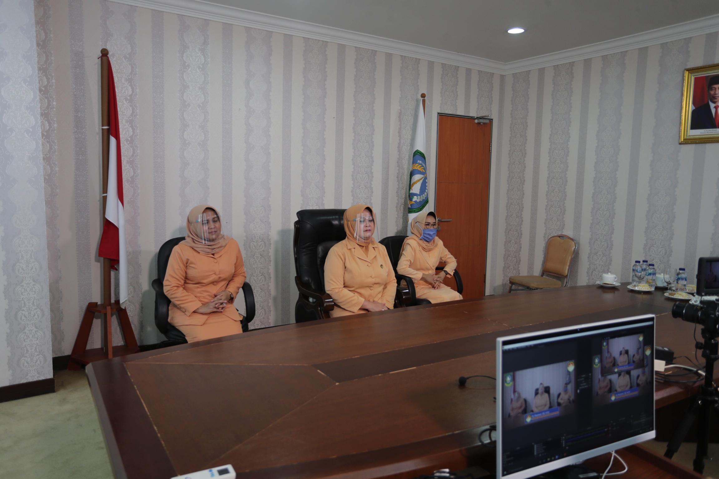 DWP Kepri Garda Terdepan Penyelesaian Masalah Wanita