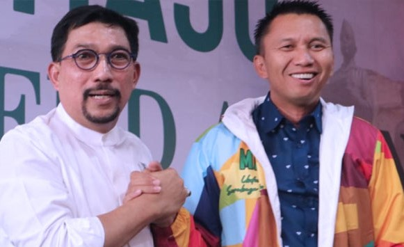 Putra Dahlan Iskan Diusung Nasdem Jadi Cawawali Surabaya, Begini Respon Azrul Ananda