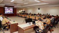 Isdianto Buka Rakor Evaluasi Program Pemberantasan Korupsi Terintegrasi 2020