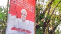 Hendak Serang FPI yang Pasang Spanduk Habib Rizieq, Geng Motor Kabur Saat Dengar Takbir