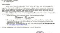 Beredar Surat Palsu Mengatasnamakan Gubernur Kepri
