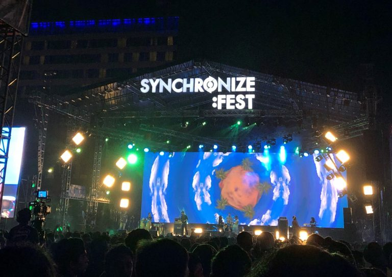 Karena Pandemi, Synchronize Fest 2020 Diboyong ke Layar TV Hadirkan 29 Artis