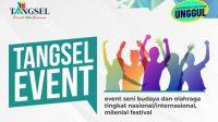Benyamin-Pilar Promosikan Kreativitas dan Budaya Tangerang Selatan Melalui Tangsel Event