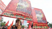 20 Ribu Lebih Buruh di Tangerang Bakal Banjiri Jalanan Tolak RUU Ciptaker