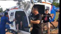 Helikopter Dinaiki Warga Sipil, Komisi III Sentil Polri