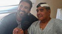 Usut Meninggalnya si 'Tangan Tuhan', Polisi Geledah Rumah dan Klinik Dokter Maradona