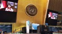 Menlu Retno: PBB Harus Mampu Bantu Dunia Pastikan Distribusi Vaksin Untuk Semua