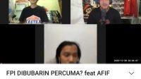"""Ucapan Pandji Pragiwaksono Soal FPI Hadir Gara-gara Ormas Muhammadiyah dan NU """"Jauh Sama Rakyat"""" Tuai Polemik"""