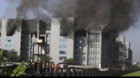 Kebakaran Landa Pabrik Pembuat Vaksin Covid-19 Terbesar Dunia