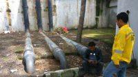 Astaga Parah! Upaya Pemprov DKI Cegah Banjir Disabotase, Kabel Listrik Rumah Pompa Dipotong