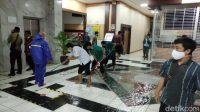 Kantor Gubernur Ganjar Pranowo Tergenang Banjir Setelah Hujan 2 Jam