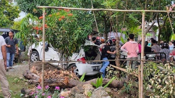 Megawati Meninggal Dunia Akibat Kecelakaan Mobil