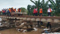 Perbaikan Jalur Beres, Kereta Api Menuju dan Meninggalkan Jakarta Sudah Dapat Melintas