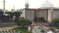 Ditarget 1000 Orang Sehari, Masjid Istiqlal Jadi Lokasi Vaksinasi Massal Covid-19