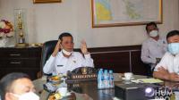 Gubernur Ansar Evaluasi Vaksinasi di Kepri