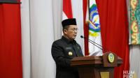 GubernurBacakan LKPj Anggaran 2020 dan Sampaikan Dua Ranperda ke DPRD