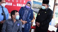 Gubernur Ansar: Vaksinasi Menumbuhkan Rasa Percaya Diri