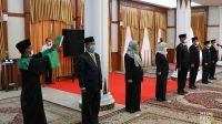 Gubernur Kepri Lantik 6 Pejabat Eselon II di Lingkungannya